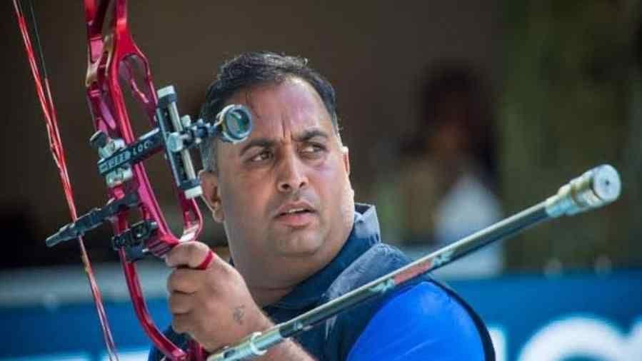 Tokyo Paralympics : भारतीय तीरंदाज राकेश कुमार रैंकिंग राउंड में तीसरे स्थान पर रहे