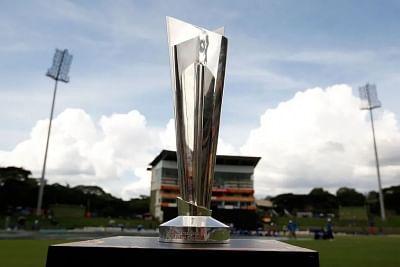 टी 20 विश्व कप से पहले आयोजित की जाएगी वर्चुअल ट्रॉफी टूर