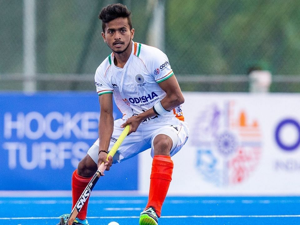 भारतीय पुरुष हॉकी टीम के मिडफील्डर विवेक सागर प्रसाद बोले, हॉकी में कांस्य पदक महज शुरुआत, सुधार की संभावना