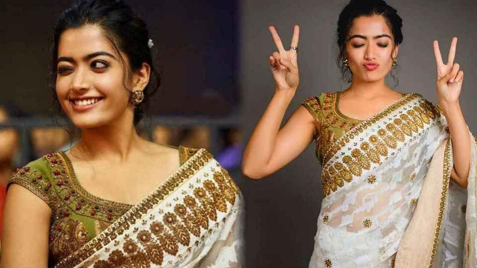 तेलुगू अभिनेत्री रश्मिका मंदाना बोलीं, 'मेरी पहली फिल्म ने मुझे बहुत कुछ दिया है'