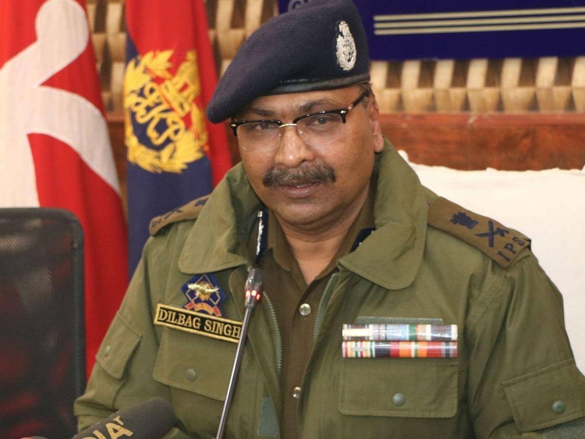 वैध वीजा के साथ PoK गए 57 युवक आतंकी संगठनों में शामिल हुए: जम्मू-कश्मीर डीजीपी