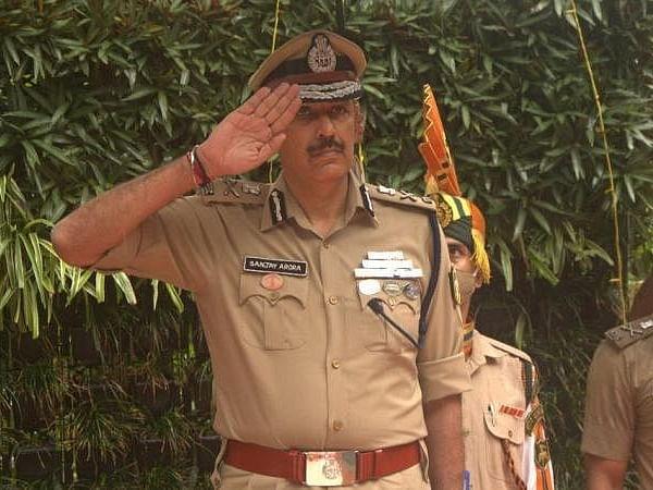 संजय अरोड़ा ने संभाला भारत-तिब्बत सीमा पुलिस प्रमुख का पदभार