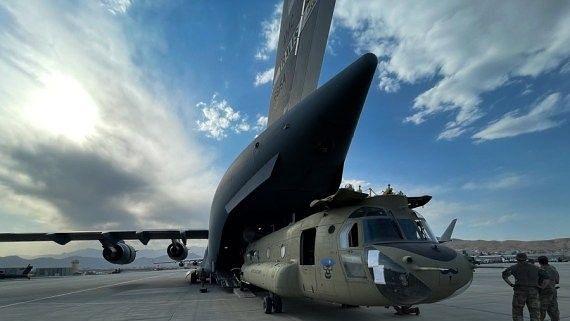 अफगानिस्तान में अमेरिका की 20 साल की सैन्य उपस्थिति समाप्त
