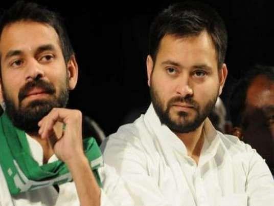 बिहार : राजद में घमासान, तेजप्रताप को 'किनारे' करने की तैयारी!