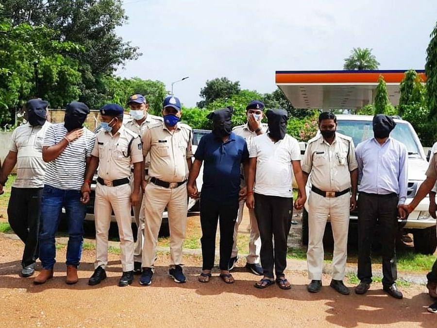 मध्य प्रदेश पुलिस ने किया अंतर्राज्यीय गिरोह का पर्दाफाश, फिल्म 'स्पेशल-26' देखकर सीखी थी लूट और डकैती