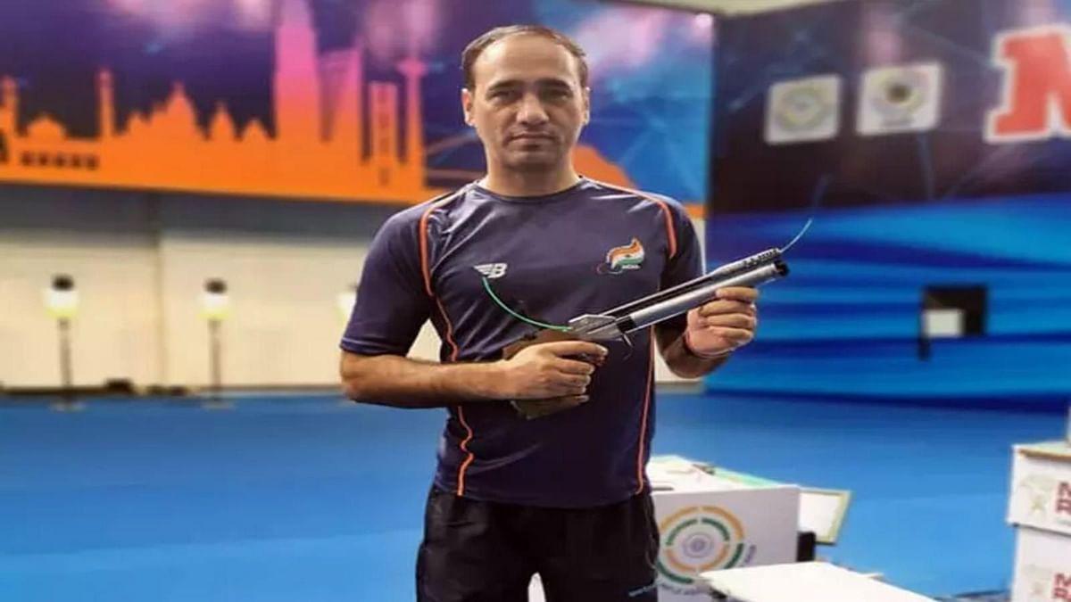 Tokyo Paralympics: सिंहराज अधाना ने निशानेबाजी में जीता कांस्य, भारत को दिलाया आठवां पदक