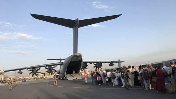 काबुल से कनाडा का एयरलिफ्ट मिशन समाप्त