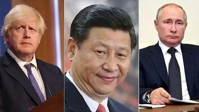 अफगानिस्तान में वैश्विक समीकरणों में बदलाव के बाद ब्रिटेन ने रूस और चीन का रूख किया