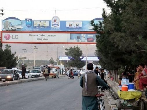 काबुल हवाई अड्डे पर दागे गए रॉकेट को अमेरिकी मिसाइल डिफेन्स सिस्टम ने रोका