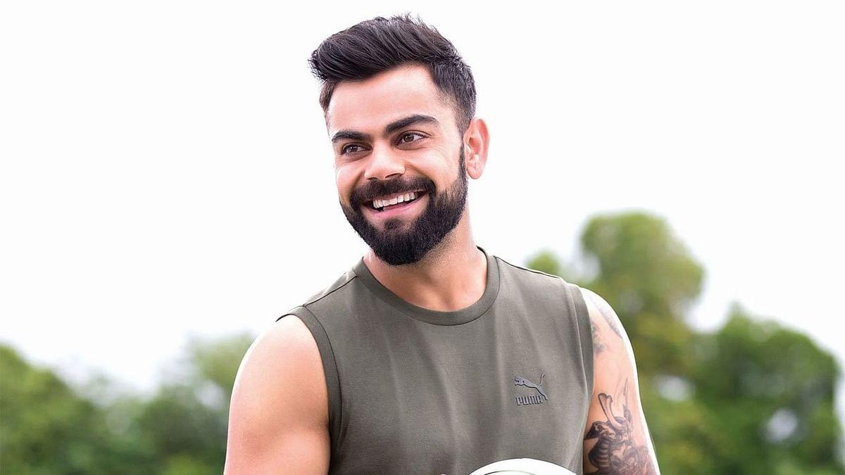 भारतीय कप्तान विराट कोहली इंस्टाग्राम पर 150 मिलियन फॉलोअर्स वाले पहले भारतीय बने