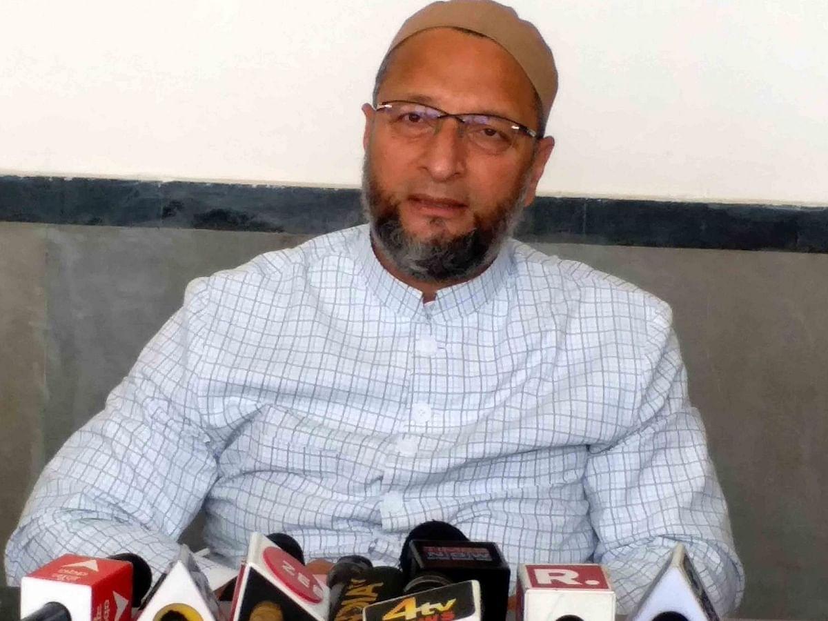 असदुद्दीन ओवैसी को गुजरात जेल में पूर्व सांसद अतीक अहमद से मिलने की इजाजत नहीं