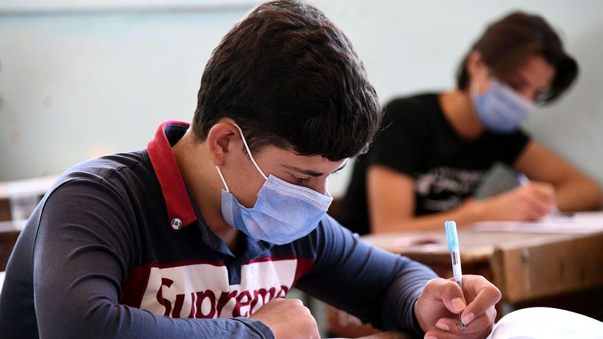 तमिलनाडु के 1,10,971 छात्र आज नीट की परीक्षा देंगे