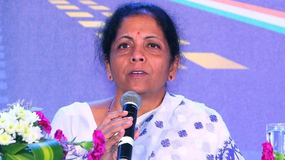 भारत को 4-5 और SBI आकार के बैंकों की जरूरत: वित्त मंत्री निर्मला सीतारमण