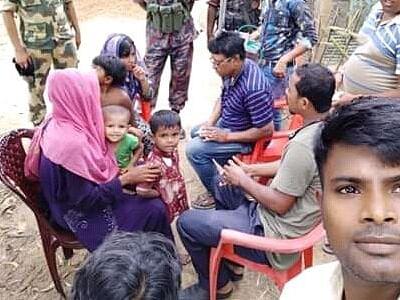 म्यांमार के 26 नागरिक गुवाहाटी में गिरफ्तार, दिल्ली जाने को थे