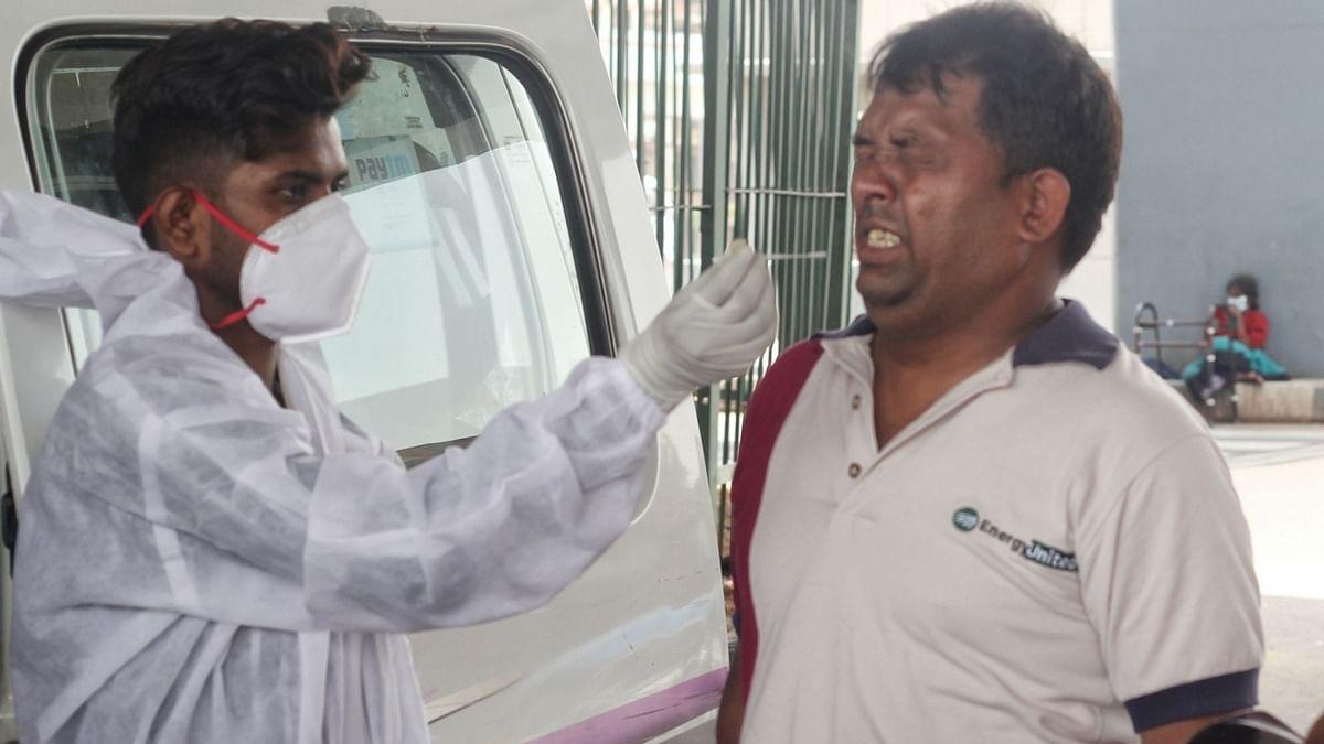 यूपी में कोविड-19 मामलों में गिरावट का दौर जारी, 7 नए मामले