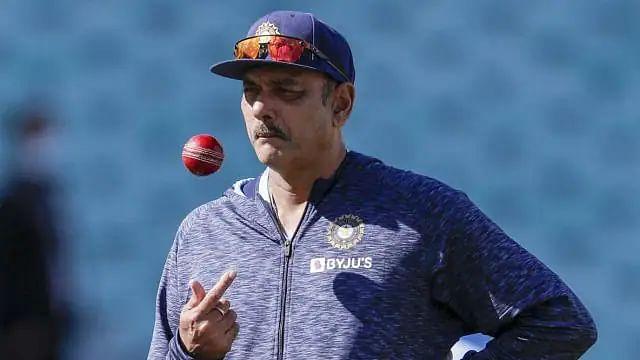 इंडियन क्रिकेट टीम के कोच रवि शास्त्री का RT-PCR टेस्ट भी आया पॉजिटिव