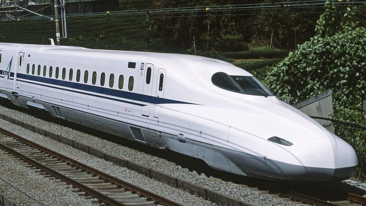 दिल्ली-अहमदाबाद बुलेट ट्रेन बड़े पैमाने पर उदयपुर से होकर गुजरेगी