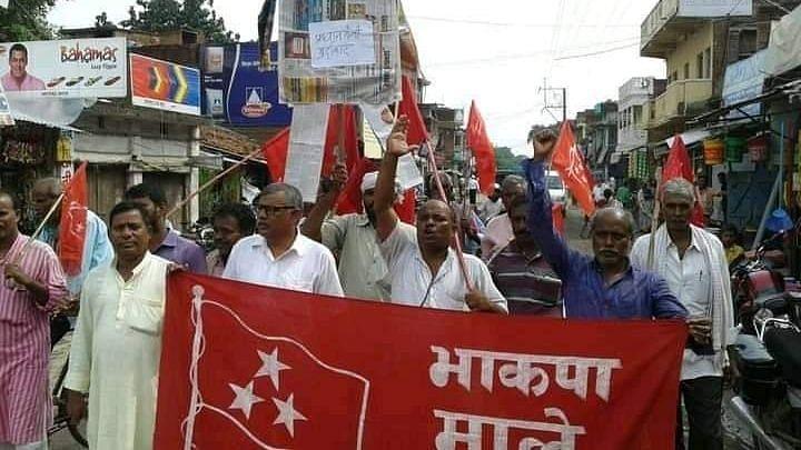 Bharat Bandh: कृषि कानूनों के खिलाफ बिहार की सड़कों पर उतरा विपक्ष