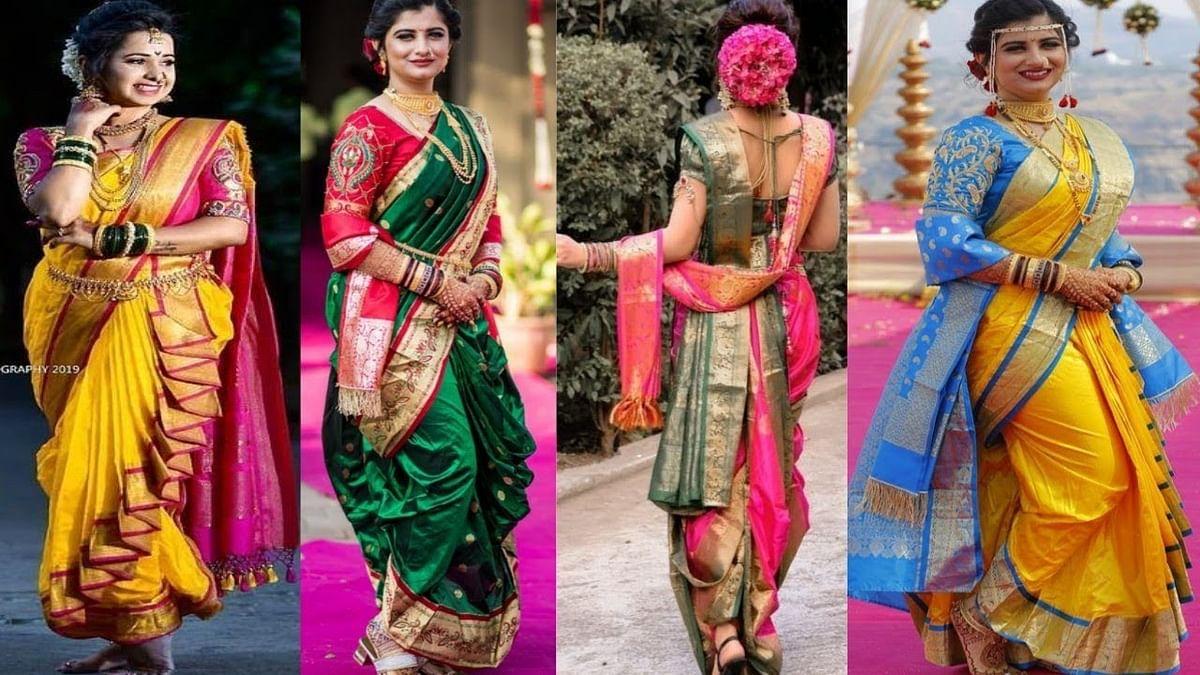 गणेश चतुर्थी पर चाहती हैं ट्रेडिशनल महाराष्ट्रीयन लुक, तो ऐसे हों तैयार