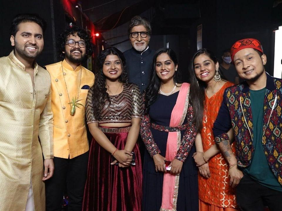 बिग बी के शो में नजर आएंगे 'इंडियन आइडल' के टॉप 6 फाइनलिस्ट, मनाएंगे गणेश चतुर्थी
