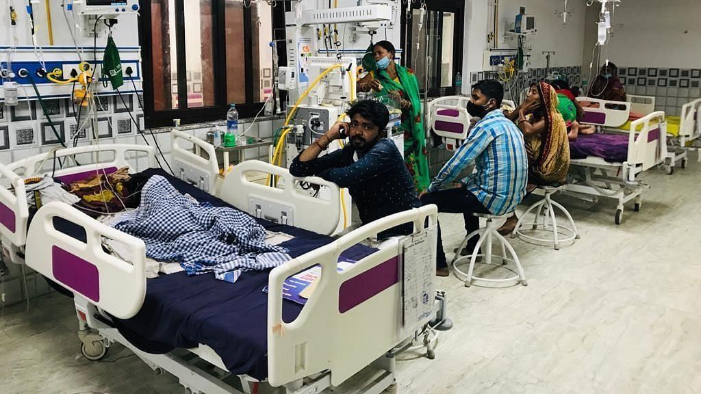 बिहार: बच्चों में वायरल फीवर के मामलों में तेजी