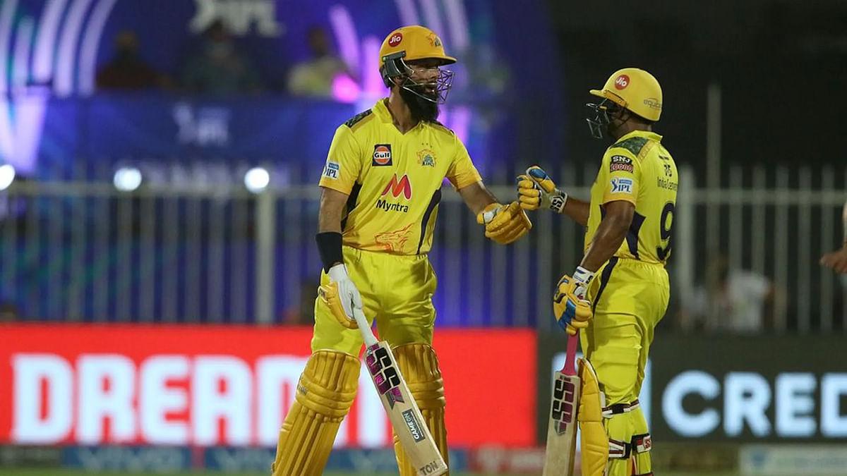 IPL 2021: शारजाह में जीता चेन्नई, बैंगलोर को 6 विकेट से दी मात