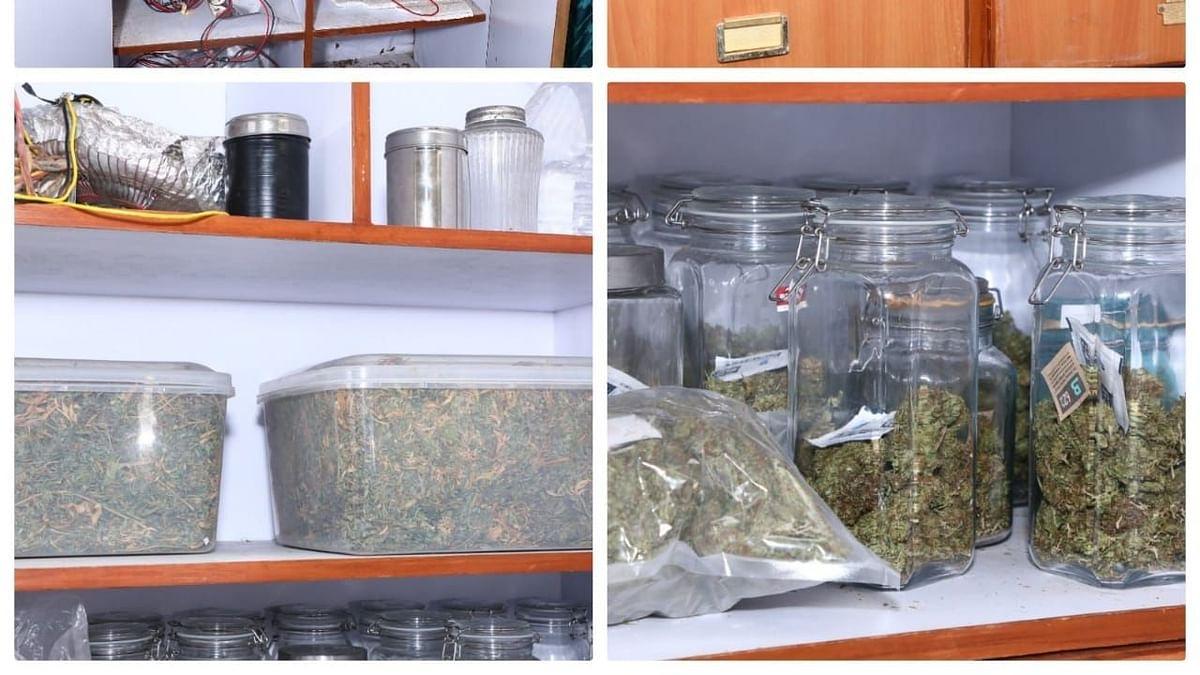 कर्नाटक पुलिस ने विला में ड्रग फैक्ट्री का पता लगाया,2 ईरानी नागरिक गिरफ्तार