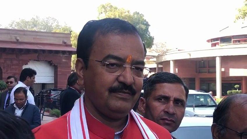 उत्तर प्रदेश: उपमुख्यमंत्री केशव प्रसाद मौर्य को फर्जी डिग्री मामले में मिली राहत