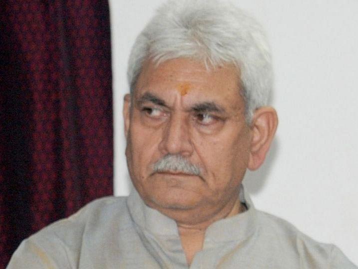 जम्मू-कश्मीर के एलजी बोले, एसआई का बलिदान बेकार नहीं जाएगा