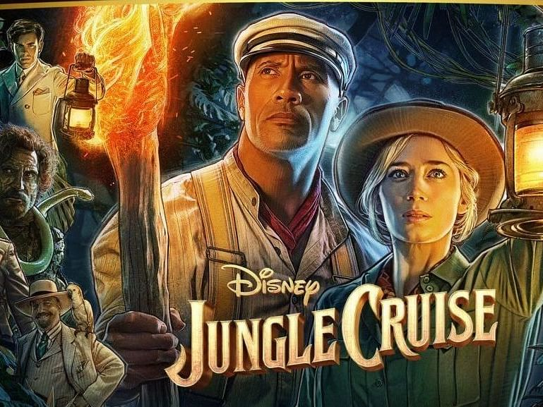 भारत में 24 सितंबर को रिलीज होगी ड्वेन जॉनसन की 'Jungle Cruise'