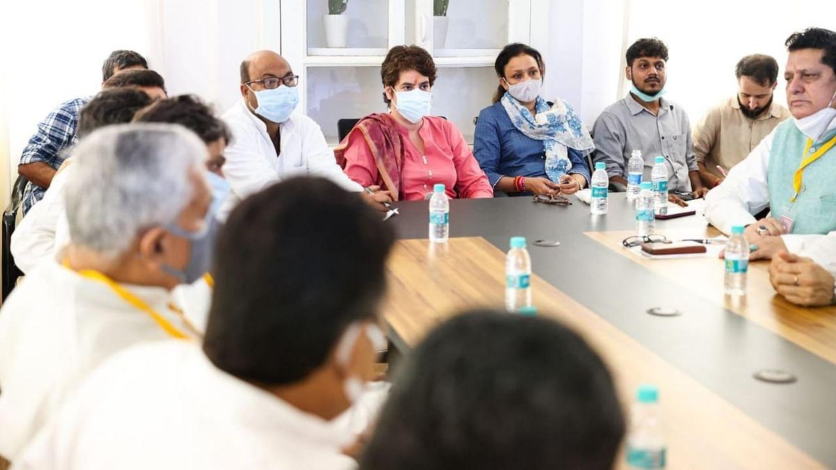 उत्तर प्रदेश: कांग्रेस के कुछ दिग्गजों ने प्रियंका के नेतृत्व पर उठाए सवाल