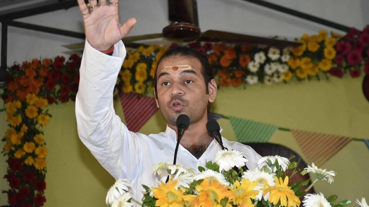 तेजप्रताप से कंपनी के कर्मचारियों ने ठगे 71 हजार रुपये, शिकायत दर्ज