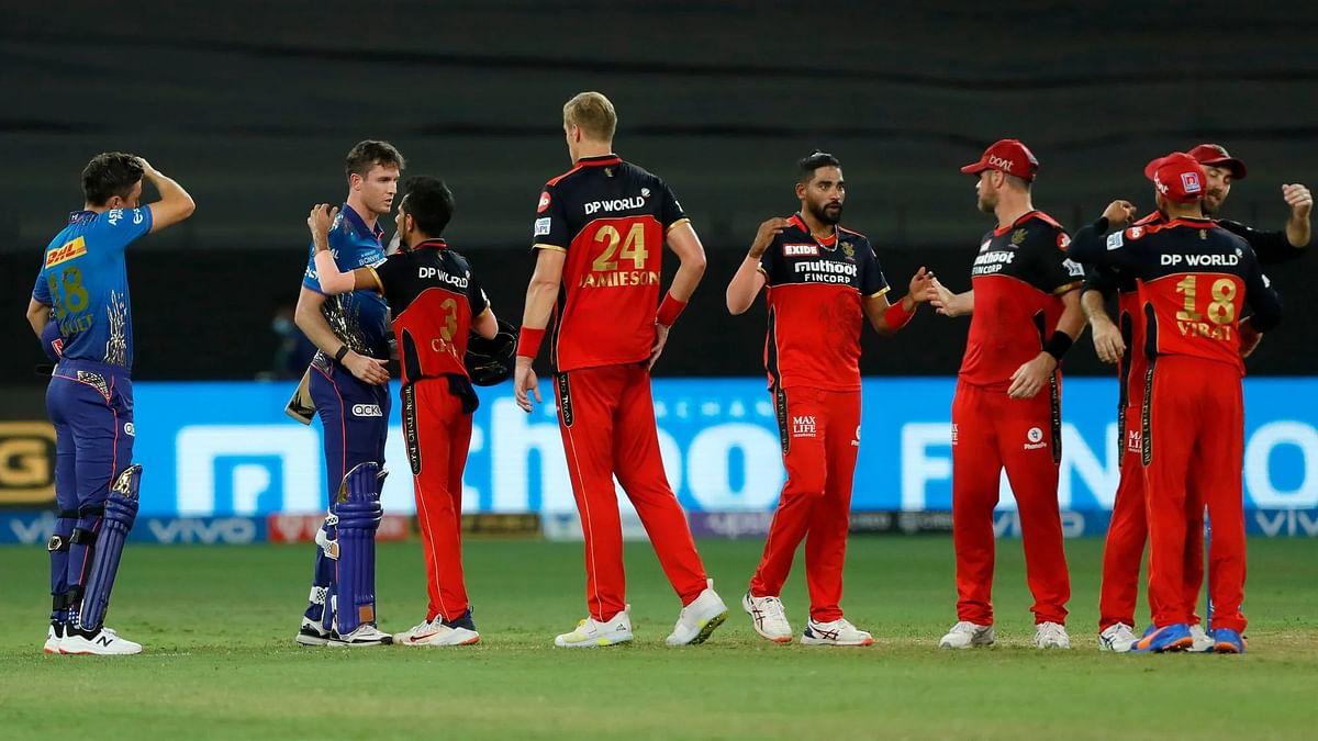 IPL 2021: हर्षल पटेल की हैट्रिक से जीता रॉयल चैलेंजर्स बैंगलोर, मुंबई इंडियंस को 54 रनों से हराया