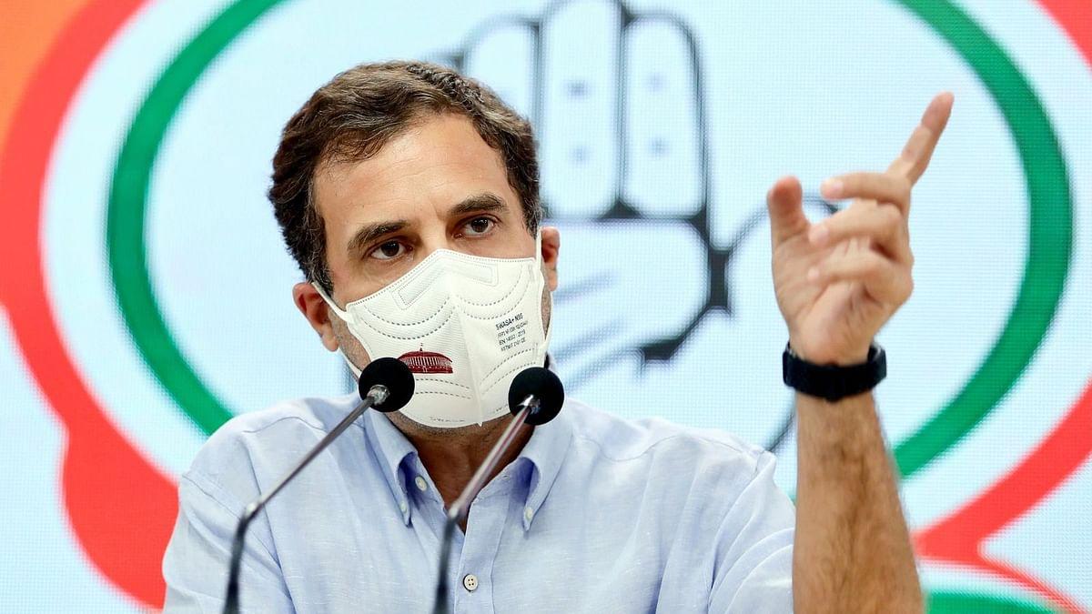 राहुल का फैसलों पर एकाधिकार से नाराज है कांग्रेस का G-23 गुट