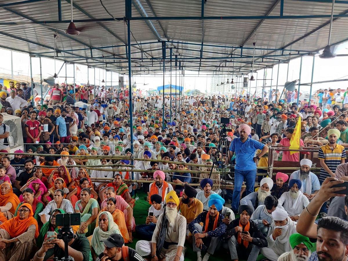 लखनऊ में आज किसान सम्मेलन को संबोधित करेंगे योगी