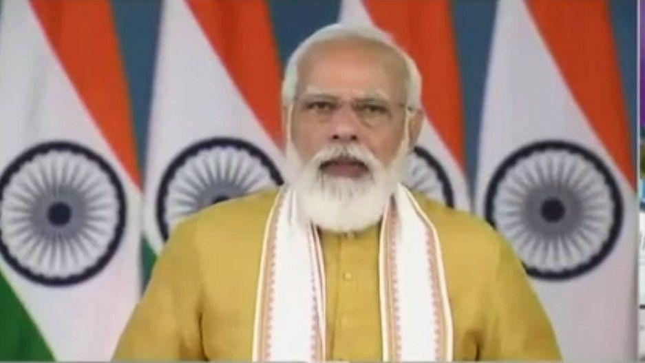 प्रधानमंत्री नरेंद्र मोदी ने लॉन्च किया आयुष्मान भारत डिजिटल मिशन