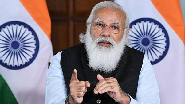 प्रधानमंत्री ने 35 जलवायु-अनुरूप फसल किस्मों का शुभारंभ किया