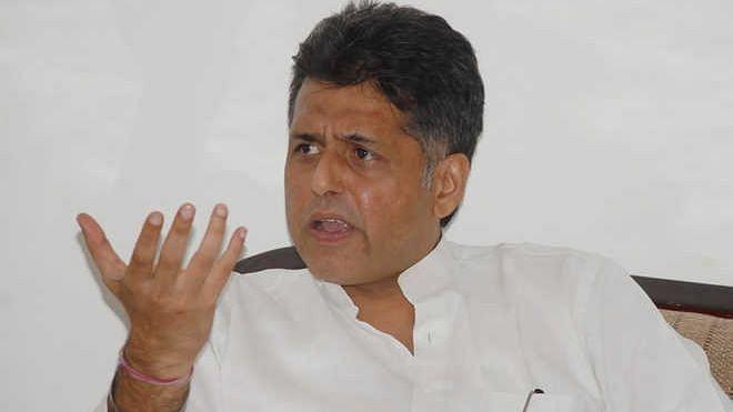 कांग्रेस सांसद मनीष तिवारी ने की अमेरिका से एयरबेस के इस्तेमाल के लिए भारत सरकार से स्पष्टीकरण देने की मांग
