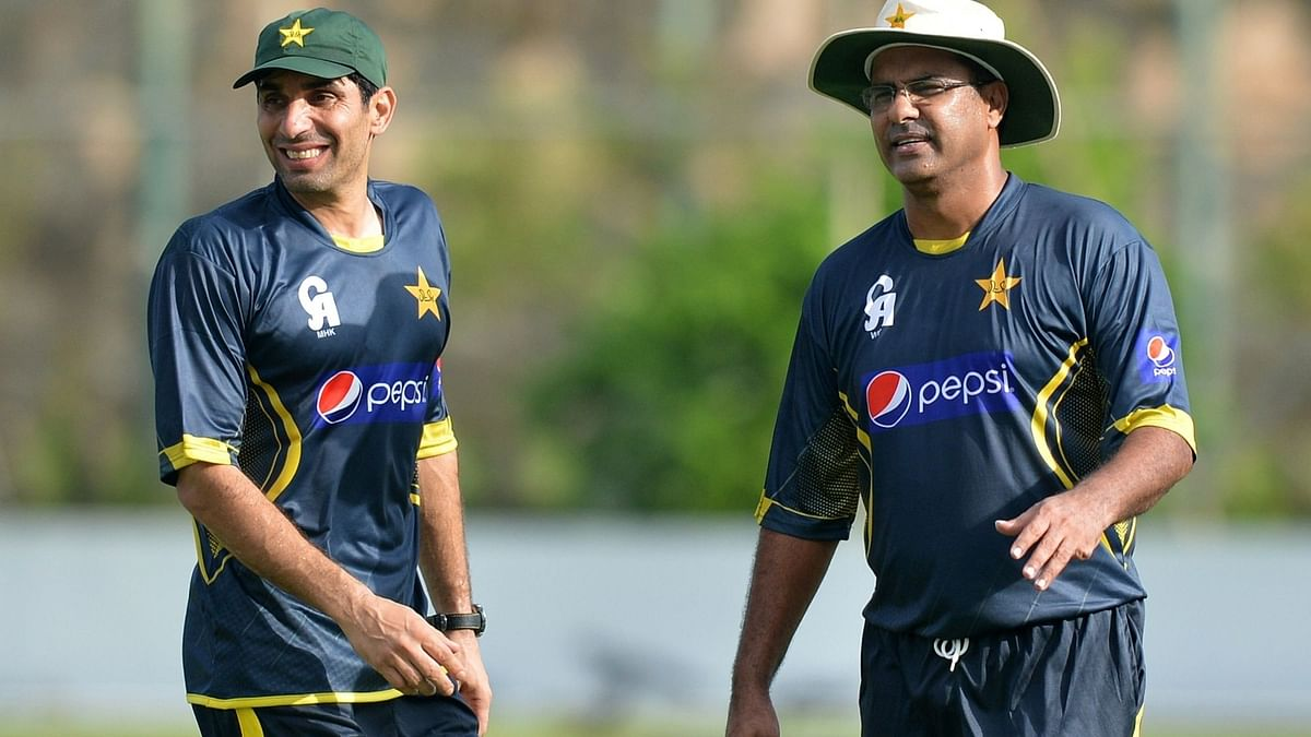 मिस्बाह उल हक और वकार युनिस ने पाकिस्तान टीम का कोच पद छोड़ा