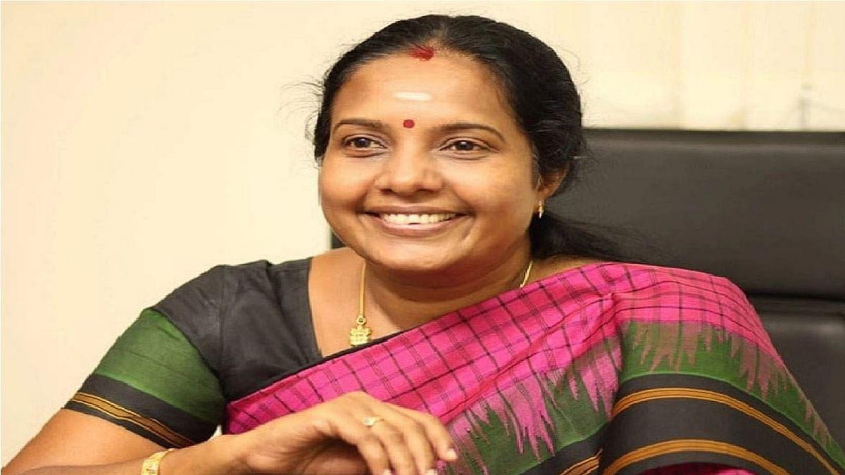 भाजपा की महिला मोर्चा की राष्ट्रीय अध्यक्ष बोलीं, 'मोदी राम तो योगी लक्ष्मण के समान'