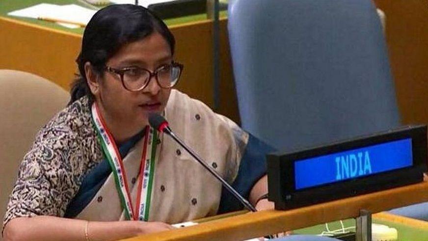'हिंसा की संस्कृति' को बढ़ावा दे रहा पाकिस्तान, अभद्र भाषा के लिए यूएन फोरम का करता है इस्तेमाल: भारत
