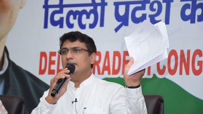 सब्जी मंडी इमारत गिरने के मामले पर अधिकारियों को क्लीन चिट देना BJP शासन में भ्रष्टाचार का नया उदाहरण: दिल्ली कांग्रेस
