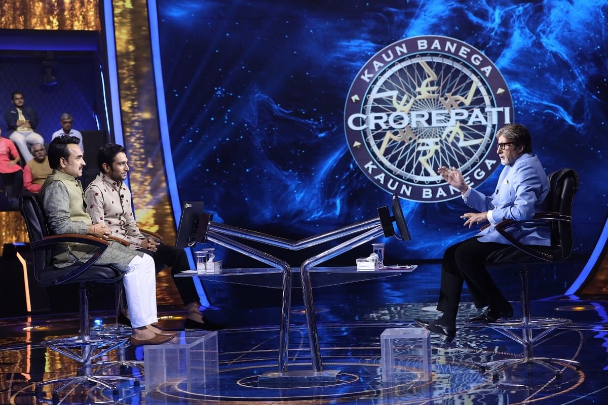 'KBC 13' के खास मेहमान होंगे पंकज त्रिपाठी और प्रतीक गांधी