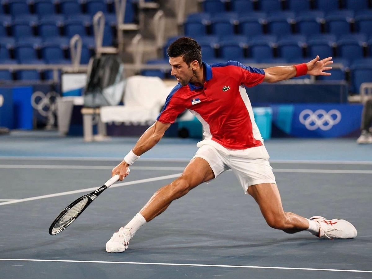 US Open: सर्बिया के नोवाक जोकोविच ने तीसरे दौर में बनाई जगह