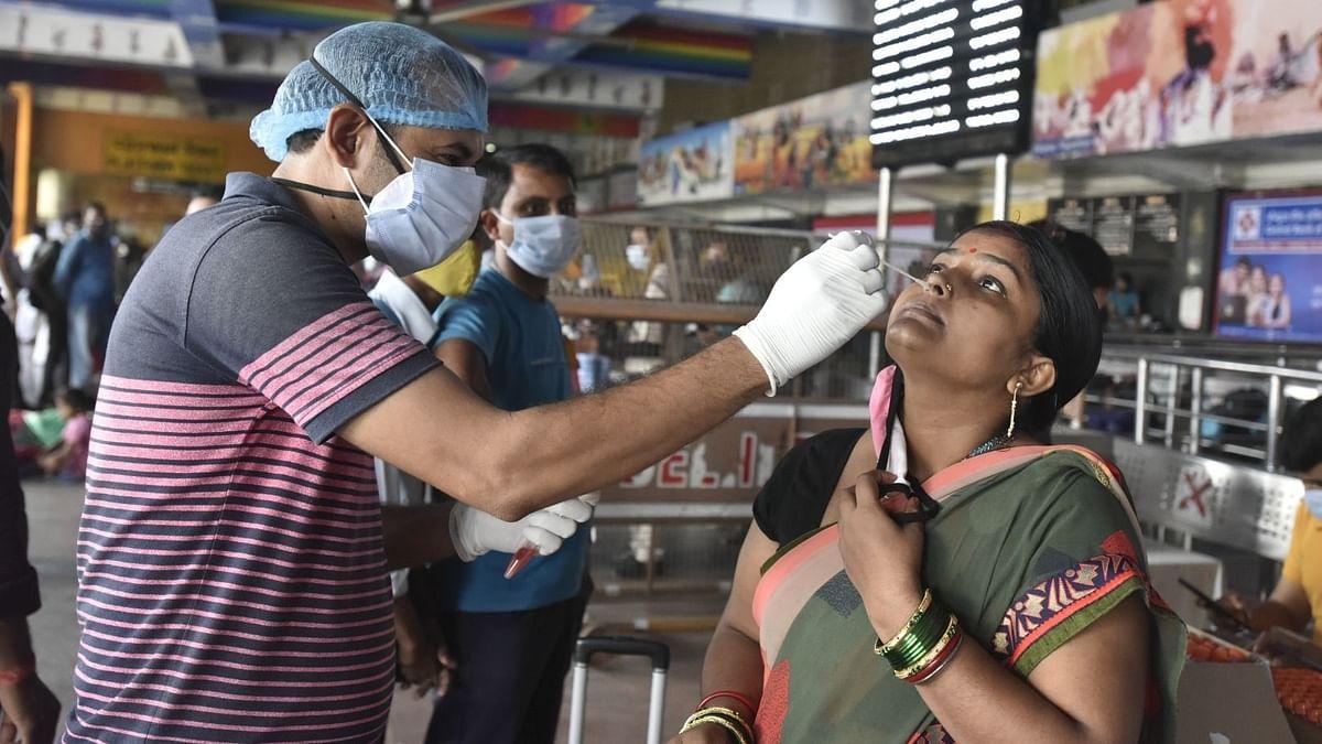 Covid-19 updates: भारत में कोरोनावायरस के 38,948 नए मामले, 24 घंटे में 219 मौतें