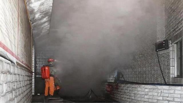 चीन में गैस रिसाव से हुए विस्फोट में 8 लोगों की मौत, 5 घायल