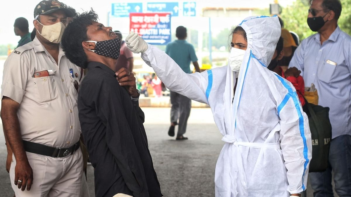 Covid-19 Updates: भारत में लगातार दूसरे दिन कोविड मामले 20 हजार से कम