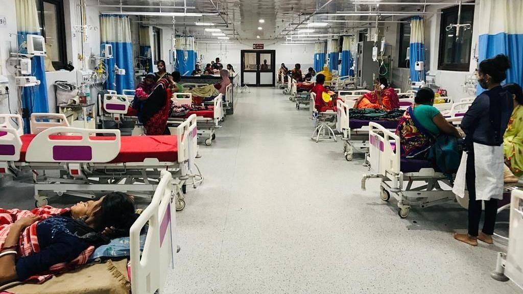 बिहार में वायरल बुखार के मरीजों की संख्या बढ़ी, बच्चे अधिक पीड़ित