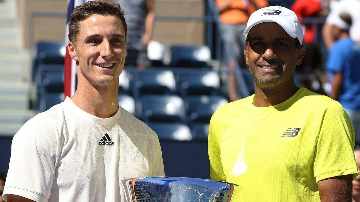 US Open : राम और सालिसबुरी ने जीता पुरुष युगल का खिताब