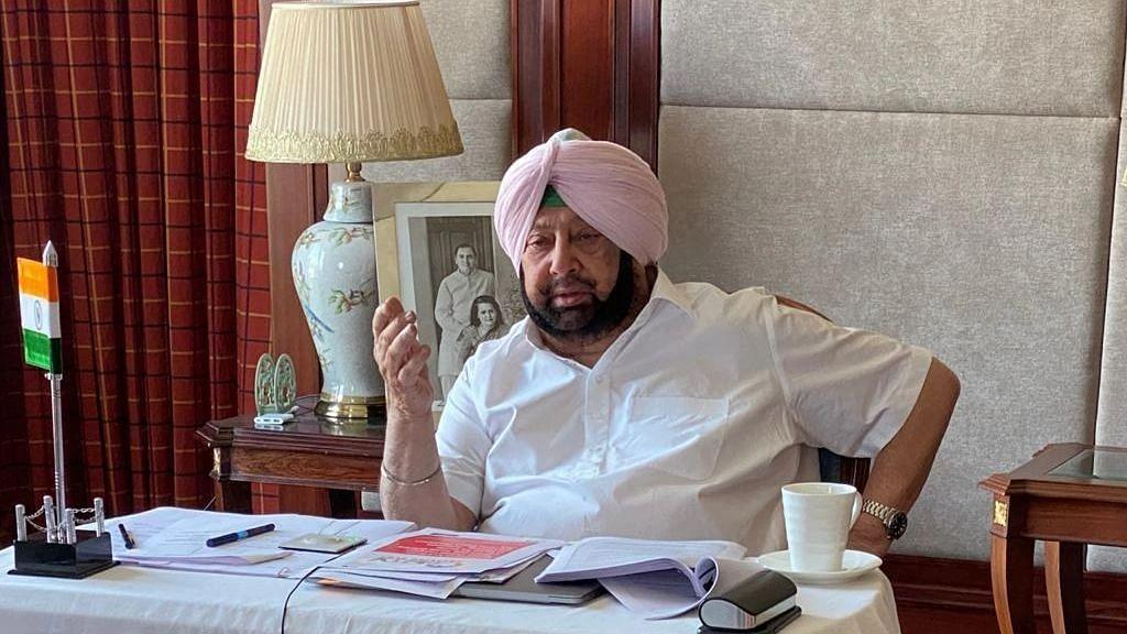 पंजाब के मुख्यमंत्री ने सामाजिक सुरक्षा पेंशन को तीन गुना बढ़ाया